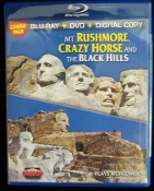 Blu-Ray - Mt. Rushmore, Crazy Horse and The Black Hills DVD