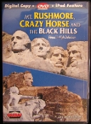 Mt. Rushmore, Crazy Horse and The Black Hills DVD