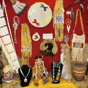 Please contact us for more Native American made items!