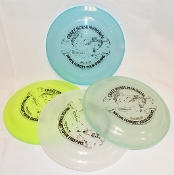 Color Changing Frisbee