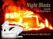 Night Blast Magnet