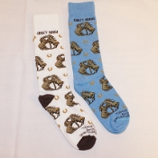 Fighting Stallions Socks