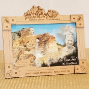 Wooden Laser Cut Picture Frame