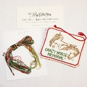 Cross Stitch Ornament Kit