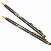 Lincoln Stylus Pen Gold Trim
