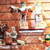 Kachinas, Navajo and Hopi (Please contact us to order)